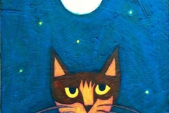 Mia Meow and the Moon